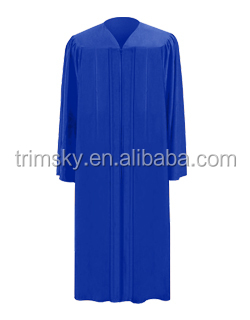 College University Graduation Gown