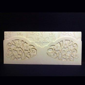 Pakistan Wedding Cards Karachi/Blank Embossed Wedding Invitation/Wedding  Cards Invitations Inner Design