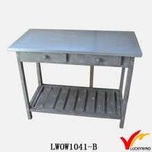 Nueva luckywind hecho a mano shabby madera <span class=keywords><strong>altar</strong></span> China