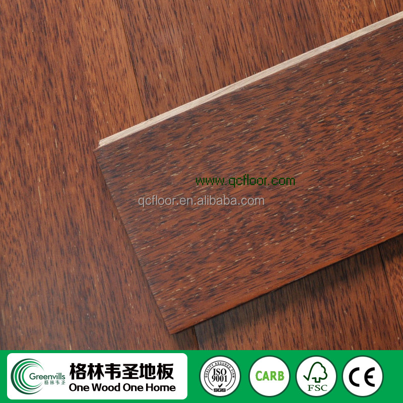 2017 Hot Sale Water Proof Engineered Merbau Wood Flooring