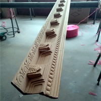 Ceiling Cornice Dentil Ornamental Wood Mouldings Egg and Dart Coving
