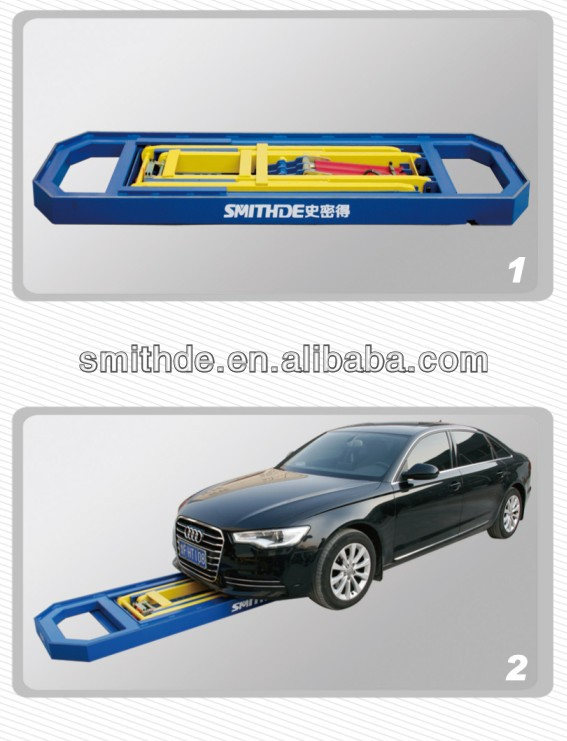 chassis Straightening Machine /work Shop Equipment/car Dent Repair ...