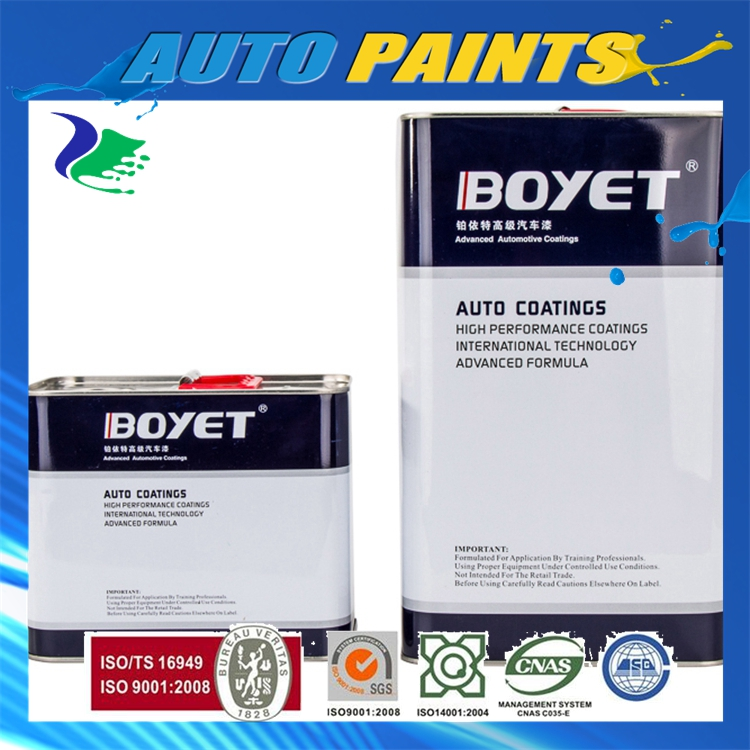 Auto Refinish Acrylic Paint Experienced Manufacturer