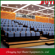JY-768 factory price portable indoor bleachers with CE certificate concert chair metal grandstand