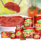 Canned Tomato Paste tin cans for tomato paste tin tomatoes paste exporter in china