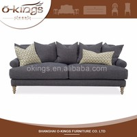 New Fashion Living Room Furniture Hotel Sofa