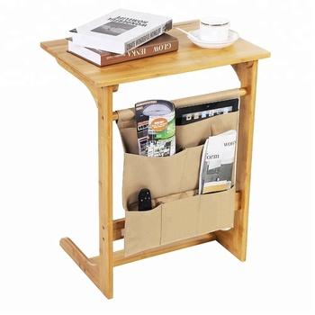 Bambus Frühstückstablett Nachttisch Für Notebook Lesung Buy Bambus
