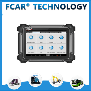 big machine C AT engine diagnostic tool FCAR F7S D G scan tool, diagnosis  gasoline cars, bus, heavy truck