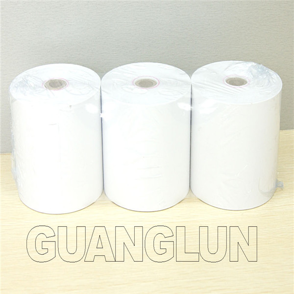 57mm 80mm thermal pos paper receipt paper rolls for atm/pos machine