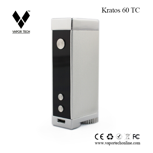 Stock Vapor Tech Kratos Vt Kit,Kratos Vt Battery Kit,60w Temp ...