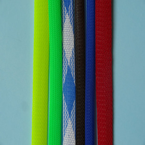 Factory-direct flexibility Nylon expandable mesh sleeves for cable wires