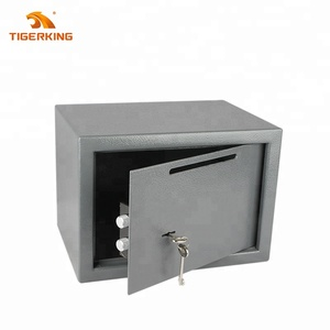 Top selling depository safety hotel safe ,deposit home safe box