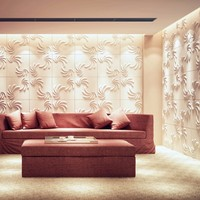 High quality foaming textured design 3d natural wallpaper for home decoration