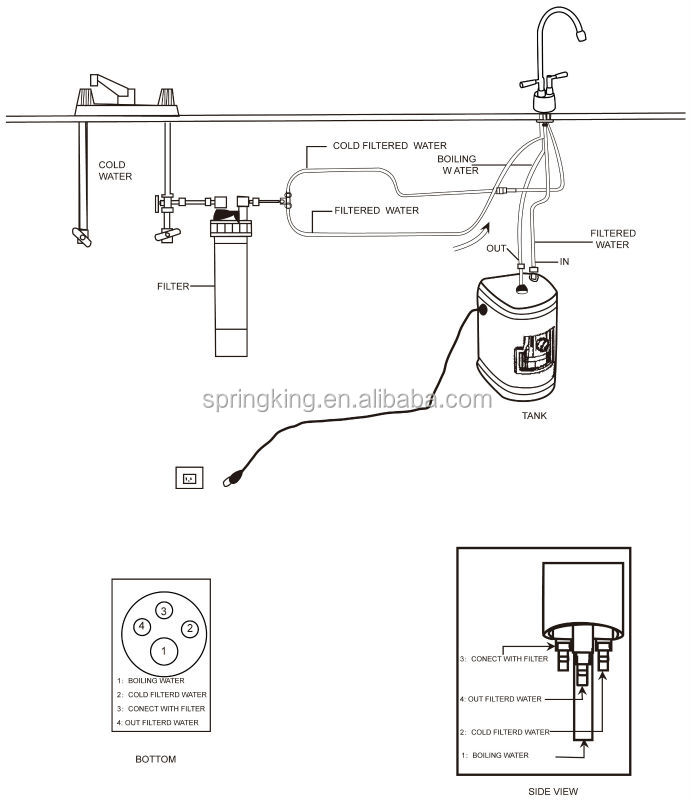 cheap instant hot water dispenser skfirm