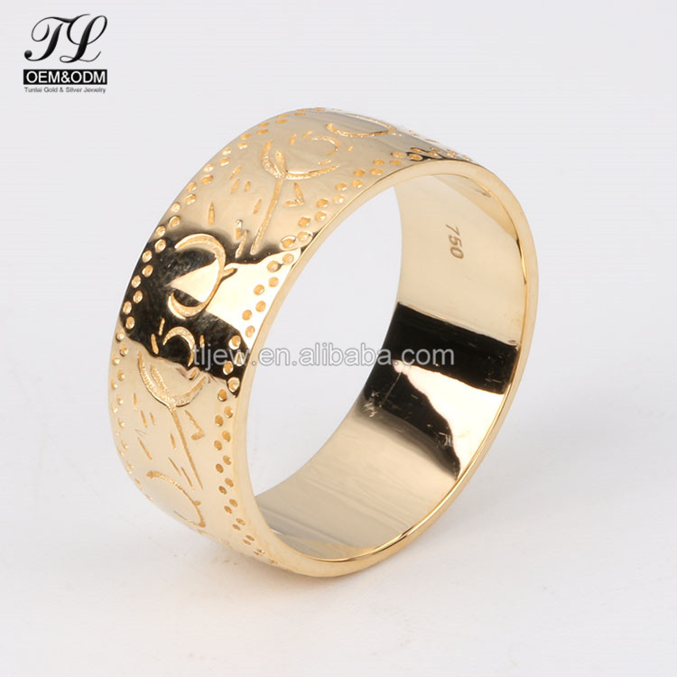 Multi material available large gold filled ring settings+24 carat gold jewellery online