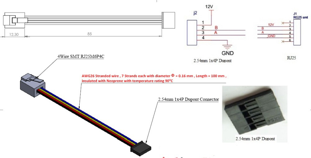 [SCHEMATICS_4FD]  RJ 25 With Wire Cable Assembly, View wire assembly, HD Product Details from  Shenzhen Haodate Electronics Co., Ltd. on Alibaba.com | Rj25 Wire Diagram |  | Shenzhen Haodate Electronics Co., Ltd. - Alibaba.com