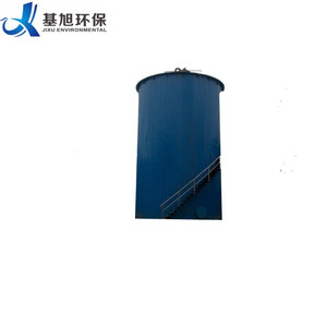 alb type anaerobic reactor for swage water