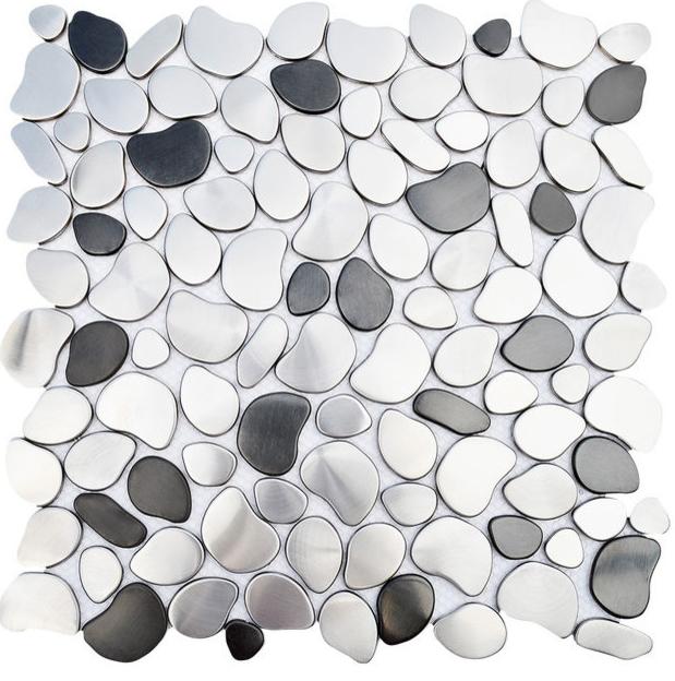 pebble metal