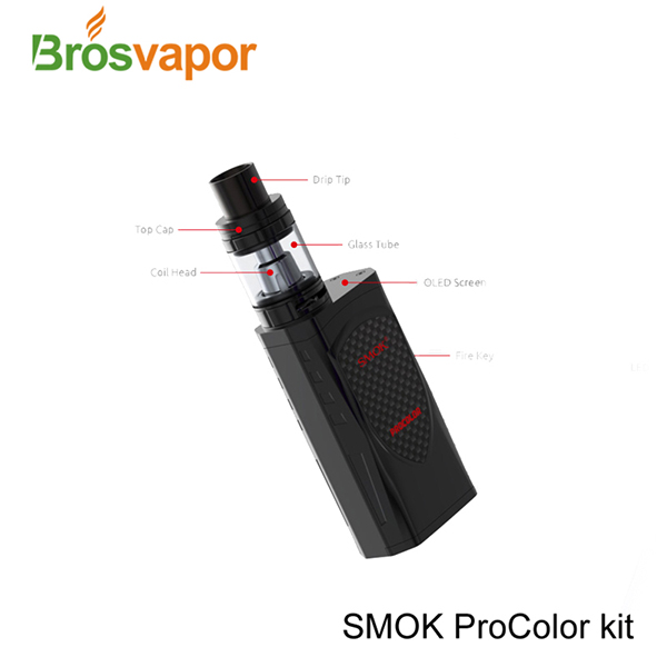 2017 Newly Released SMOK ProColor Kit 2ML/5ML With Fast Shipping