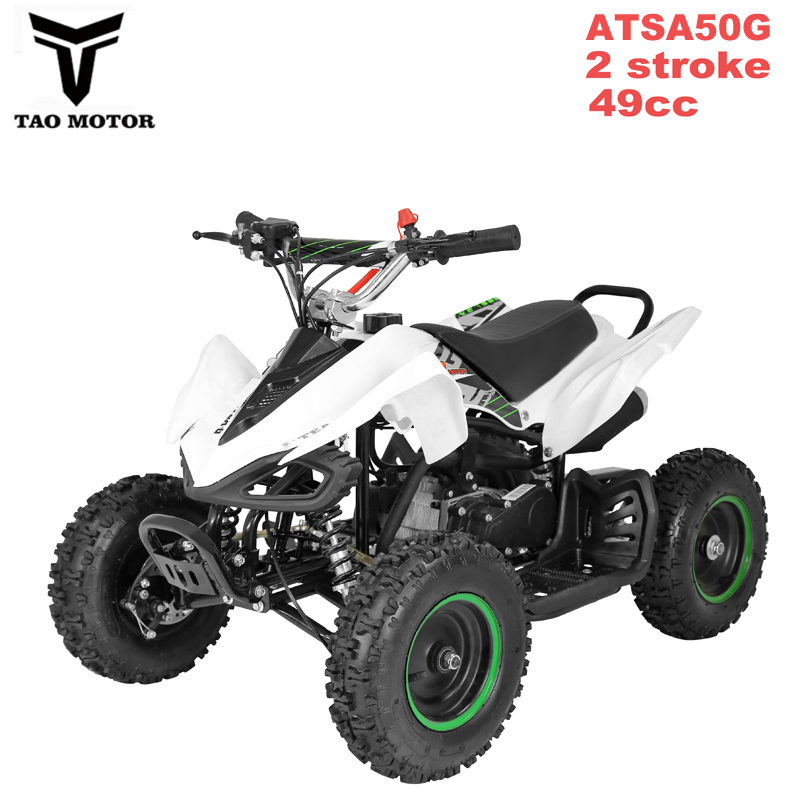 Tao Motor 50cc Mini Quad Bikes for sale ATSA50G