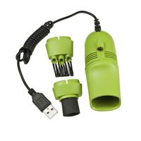 Mini USB Keyboard Vacuum Cleaner Dust Collector LAPTOP