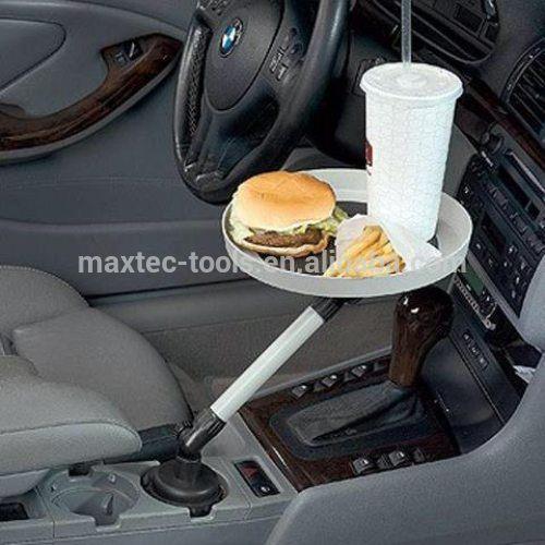Popular Hot Selling Plastic Folding Car Seat Food Tray