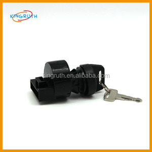 Motorcycle ATV POLARIS IGNITION KEY SWITCH