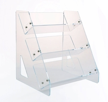 Clear acryl keramiek tegels <span class=keywords><strong>display</strong></span> <span class=keywords><strong>rack</strong></span>