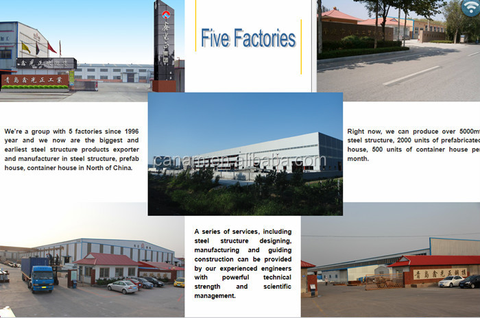 Low Cost and Fast Assembling Gable frame prefabricated industrial steel structure warehouse / workshop