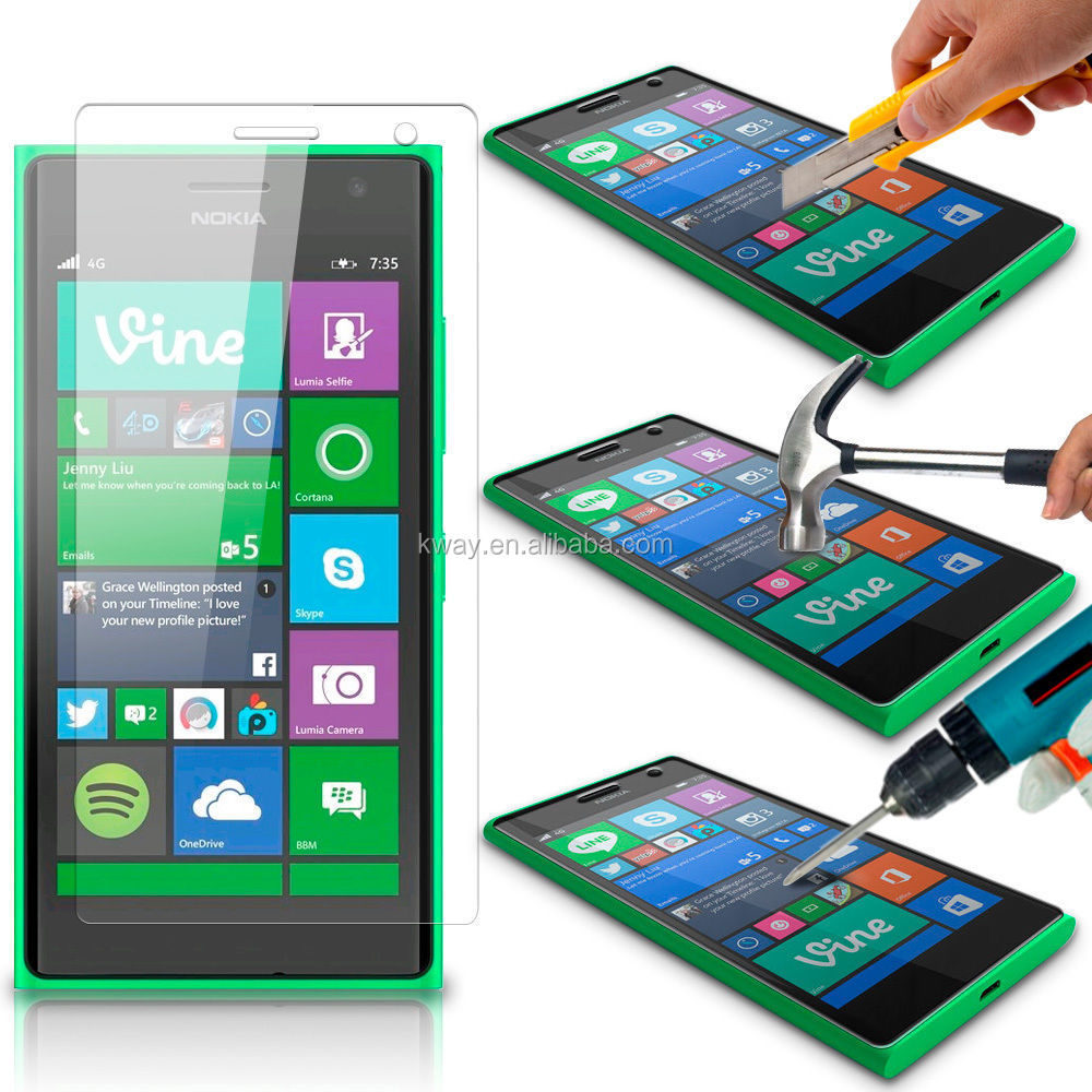 Tempered Glass Screen Protector For Nokia Lumia 930