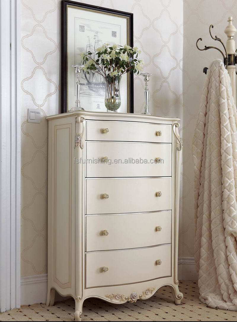 Ym01 Bedroom Furniture Classic Italian Hand Carved Bedroom