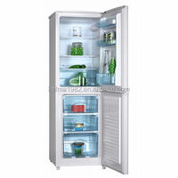 FDD2-20 Household Double Door Refrigerator, home fridge, combi refrigerator