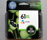 Printer ink Cartridge for HP 61XL CH563WN remanufactured refill ink cartridge