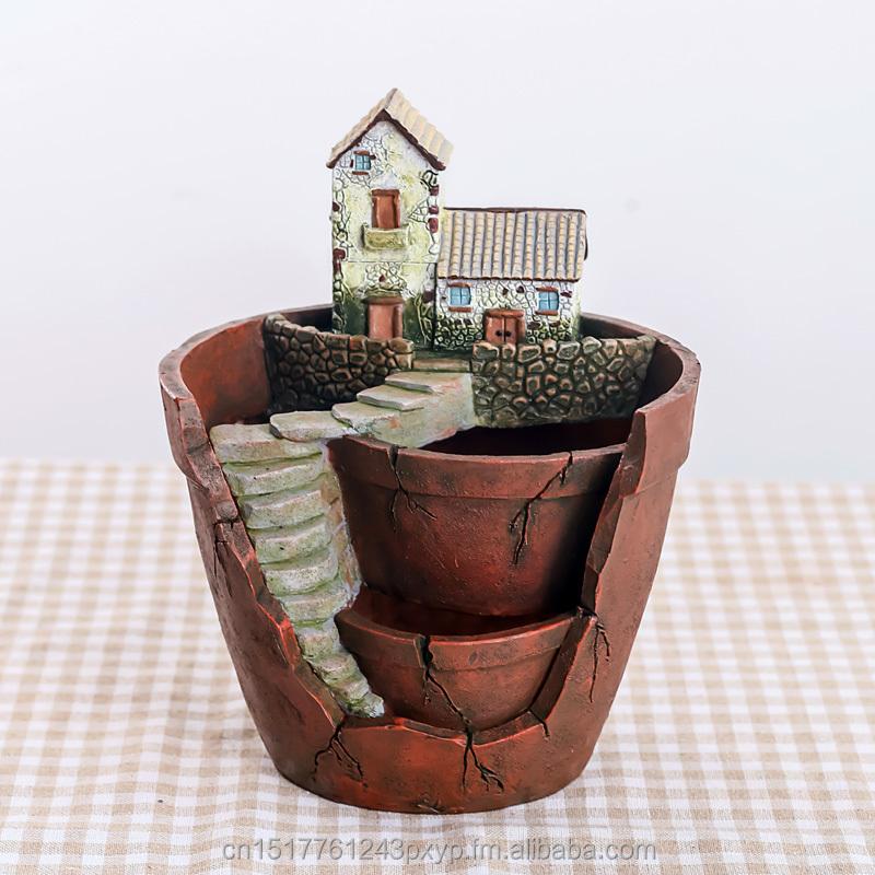 2016 nouvelle maison d co jardin suspendu pot de fleur - Pot deco interieur ...