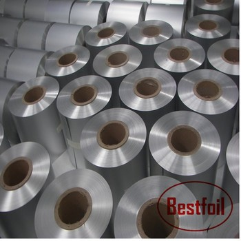 Big Pocket And Roll Type Aluminum Foil For Pharmaceutical Capsule ...