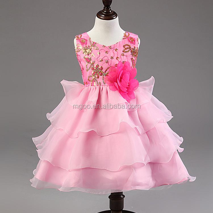 Increíble Elegante Rosa Dama Vestidos Capas Malla Sheer Bola ...