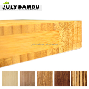 Carbonized vertical 3 layer 6mm to 40mm best quality bamboo plywood for  furniture for doors