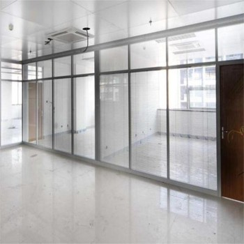 Clear Glass Partition Wall Room Divider Buy Clear Glass Partition