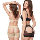 Women Sexey Shapewear with open crotch Waist Shapers Pants Corset Seamless Underwear