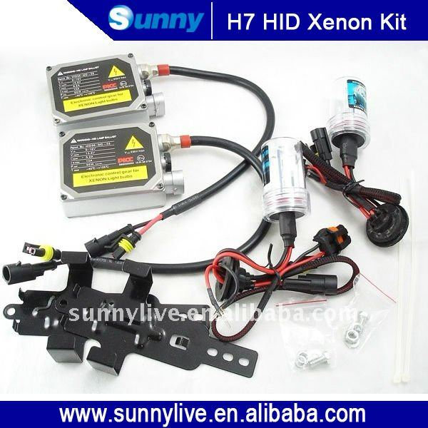 Hottest Sunny HID Kit With High Quality Big Ballast -12
