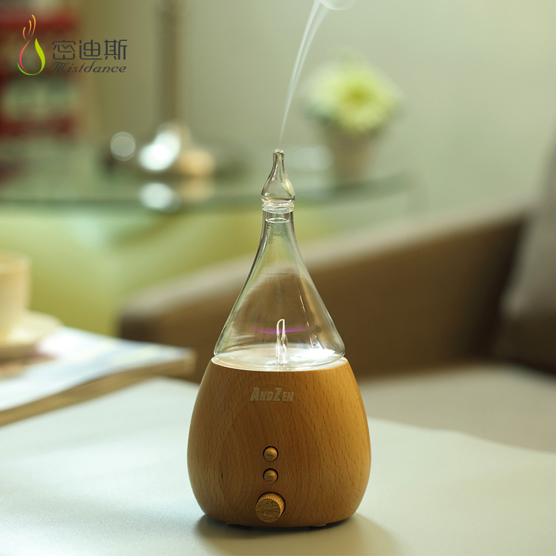 SIXU no 물 classic (high) 저 (quality 물이/아로마 양초 pure 에센셜 oil diffuser wood (gorilla glass) 부라