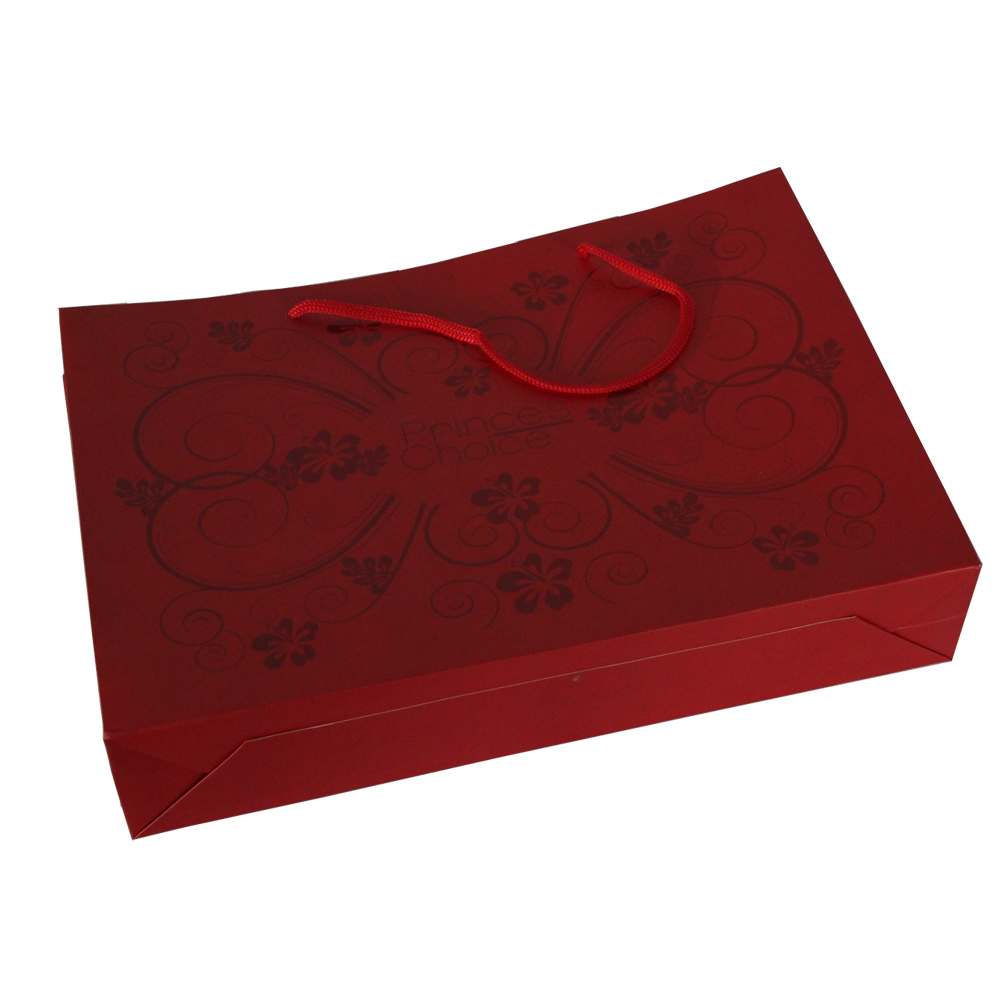 Shanghai Art Card Paper Gift Bag