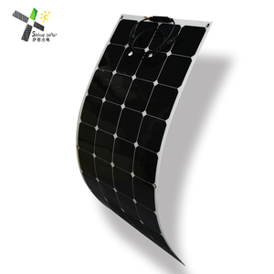 mono flexible solar panel 120W with fast delivery