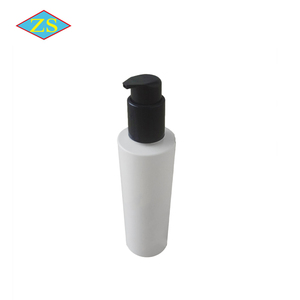 200ml HDPE/PE cosmetic perfume plastic fine mist spray pump bottles with pump caps