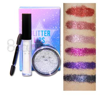 Wholesale High Pigment Glitter Eye Shadow Makeup Loose Eyeshadow