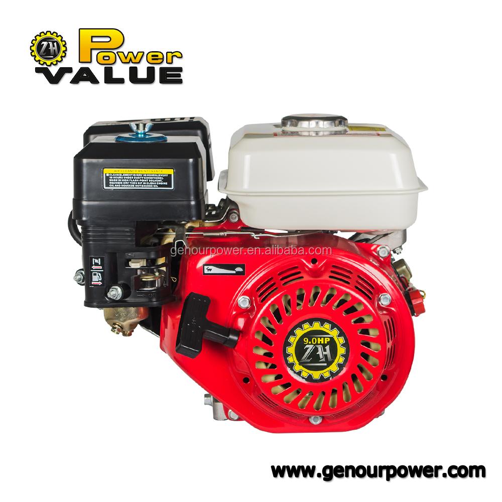 Honda Motor 270 160 9pk Ohv 4 Takt Benzinemotor Te