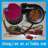 electronic turbo charger for car,less 1.3L