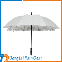 2014 New Style Automatic Golf Rain Gear Umbrella