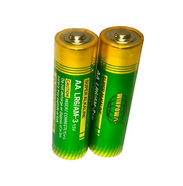 1.5v lr6 alkaline battery aa for digital camera