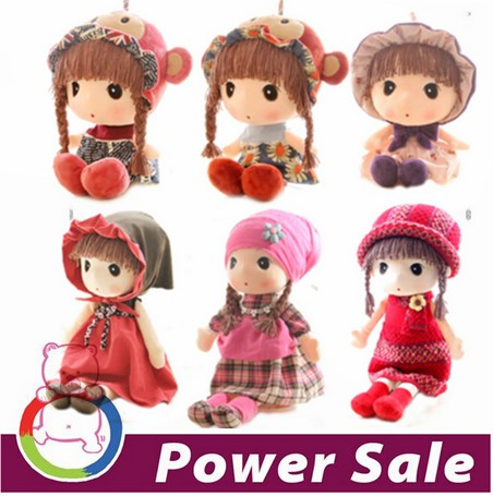 2016 Hot selling new design plush doll